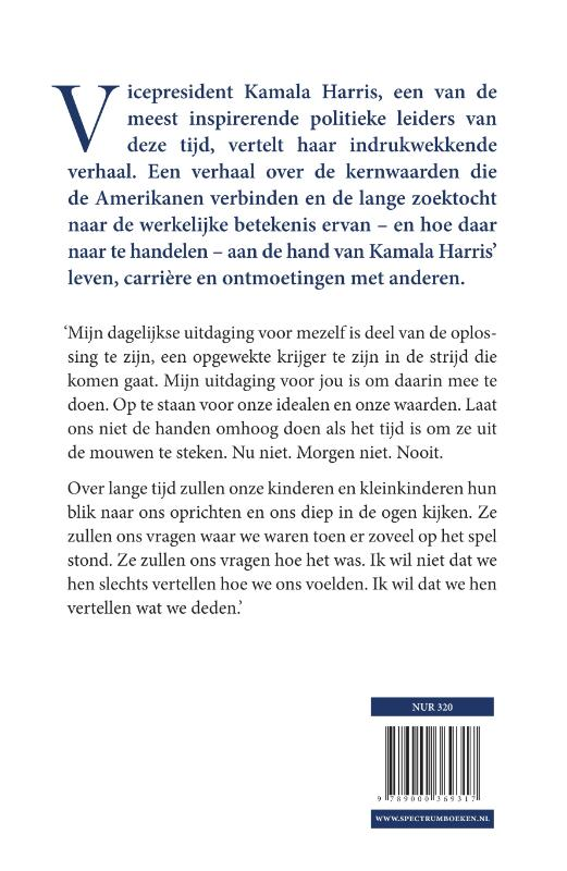 Kamala Harris,The Truths We Hold