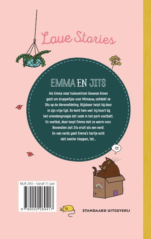 Hetty van Aar, Danny de Vos,Love stories: Emma en Jits
