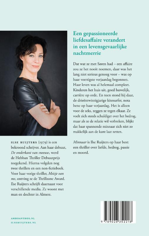 Ilse Ruijters,Minnaar