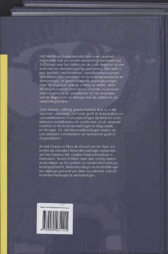 Arnold P. Oranje, Flora B. de Waard- van der Spek,Handboek kinderdermatologie 2 delen