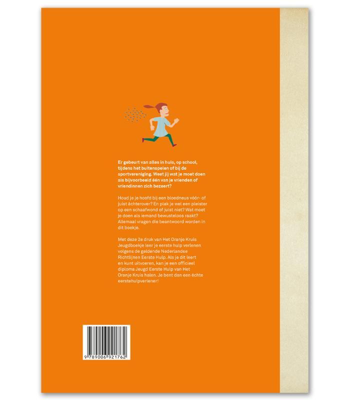Het Oranje Kruis,Het Oranje Kruis Jeugd-boekje