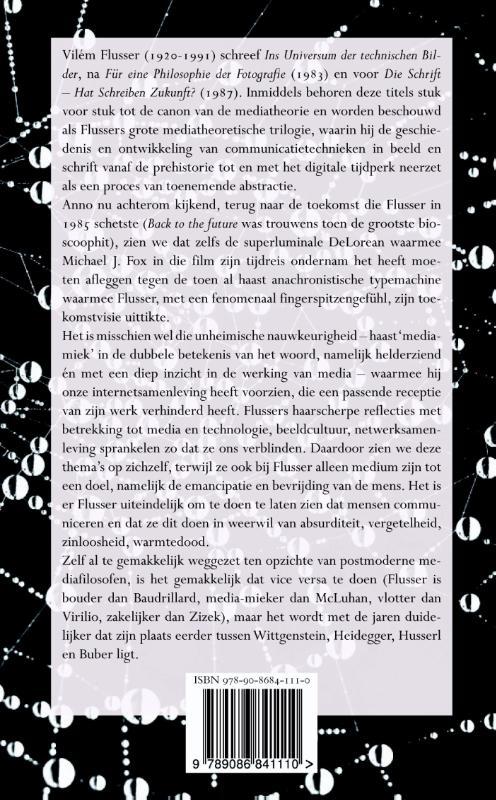 Vilém  Flusser,In het universum van de technische beelden