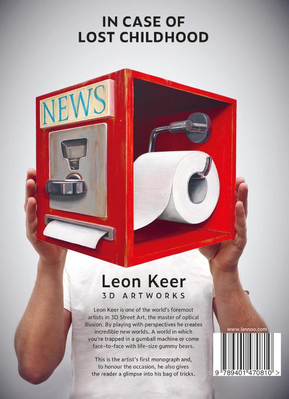 Leon Keer,In case of lost childhood