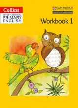Joyce Vallar International Primary English Workbook 1