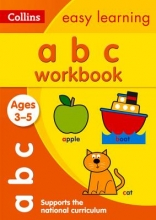 Collins Easy Learning ABC Workbook Ages 3-5: New Edition