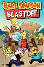 Groening, Matt Bart Simpson Blastoff