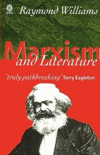 Williams, Raymond Marxism and Literature