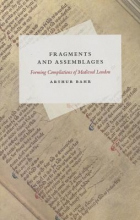 Bahr, Authur Fragments and Assemblages - Forming Compilations of Medieval London