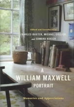 Baxter, Charles A William Maxwell Portrait - Memories and Appreciations