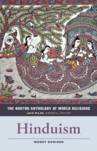 Wendy (University of Chicago) Doniger The Norton Anthology of World Religions: Hinduism