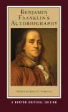 Franklin, Benjamin Benjamin Franklin`s Autobiography NCE 2e