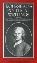 Rousseau, Jean Jacques Rousseau`s Political Writings (NCE) (Paper)