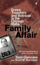 Giancana, Sam,   Burnstein, Scott M. Family Affair