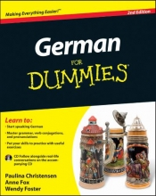 Paulina Christensen,   Anne Fox,   Wendy Foster German For Dummies
