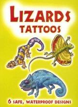 Shaffer, Christy Lizards Tattoos [With Tattoos]