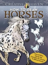 Marty Noble Creative Haven How to Draw Horses