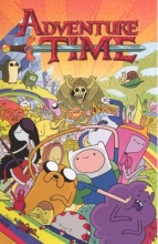North, Ryan Adventure Time, Volume 1