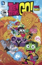 Fisch, Sholly Teen Titans Go! 1