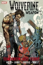 Aaron, Jason,   Garney, Ron Wolverine Weapon X 3