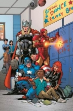 Ryan, Sean,   Houser, Jody,   Loveness, Jeff Avengers