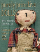Barb Moore Purely Primitive Dolls