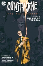 Doyle, Ming,   Tynion, James, IV Constantine The Hellblazer 2