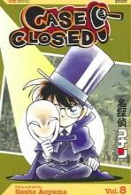 Aoyama, Gosho Case Closed 8