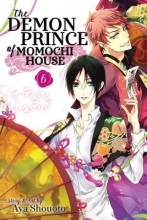 Shouoto, Aya The Demon Prince of Momochi House 6