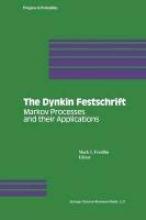 Mark I. Freidlin The Dynkin Festschrift