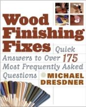 Dresdner, Michael Wood Finishing Fixes