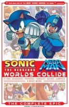 Sonic,   Mega Man Scribes Sonic/Mega Man