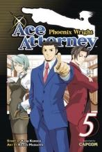 Kuroda, Kenji Phoenix Wright 5
