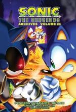 Penders, Ken Sonic the Hedgehog Archives 23