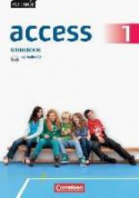 Seidl, Jennifer,   Rademacher, Jörg English G Access 01: 5. Schuljahr. Workbook mit mit Audios online und MyBook