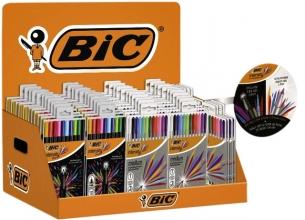 , Fineliner Bic Intensity 0,4mm etui à 10 kleuren