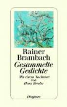 Brambach, Rainer Gesammelte Gedichte