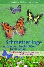 Seggewiße, Edelgard Schmetterlinge entdecken, beobachten, bestimmen