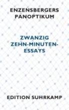 Enzensberger, Hans Magnus Enzensbergers Panoptikum