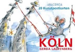 Postkartenbuch Köln