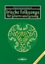 Steinbach, Patrick Irische Folksongs fr Gitarre und Gesang