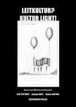 Potthoff, Rolf Leitkultur? - Kultur-light!