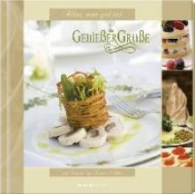Geschenkbuch - Genieer-Gre: Tafelfreuden - (11 x 11,5)