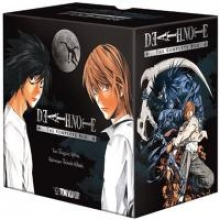 Obata, Takeshi Death Note Complete Box