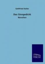 Keller, Gottfried Das Sinngedicht
