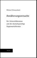 Schwanebeck, Wieland Annäherungsversuche