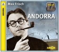Frisch, Max Andorra, 2 CDs, komplett gespielt im Original, mit zusätzlichen Erläuterungen. Entdecke. Dramen. Erläutert.