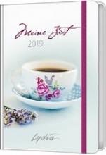 Meine Zeit 2019 Taschenkalender - Lydia Edition