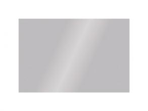 , etalagekarton Folia 48x68cm 380gr pak a 10 vel zilver