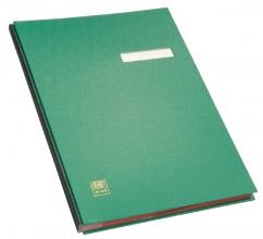 , Vloeiboek Elba 20 vakken groen