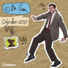Mr. Bean 2017 Broschrenkalender